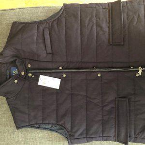 POLO RALPH LAUREN Wool Vest - Size Large